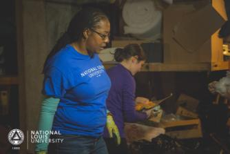 Picture of MLK Day of Service Cornerstone Community Outreach