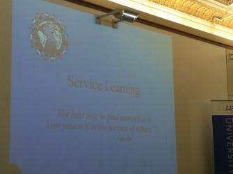 SLCEC pic PPT Service-Learning